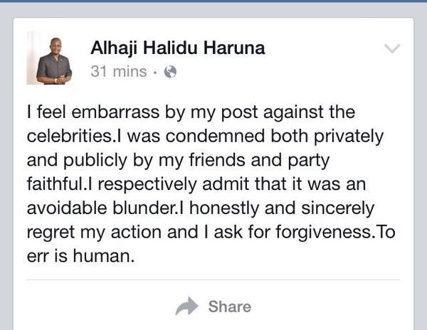 Foolish Halidu