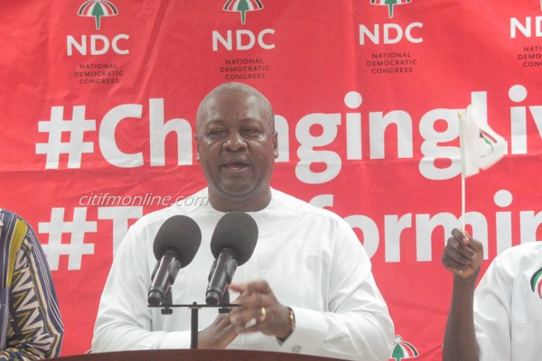 New Year goals: Ditching Mahama and more