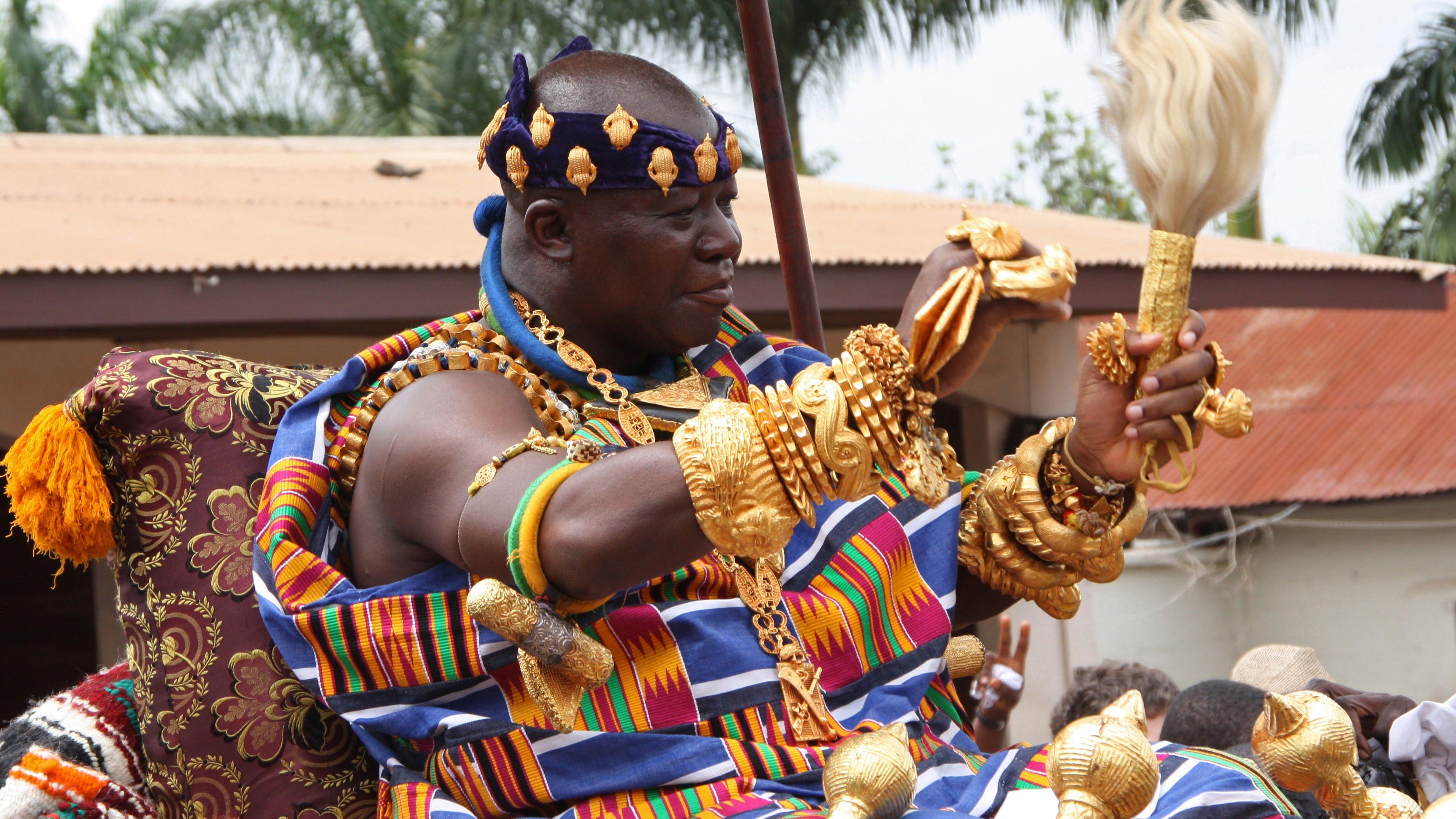 Fix Kumasi now, Otumfuo
