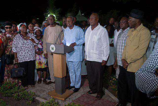 Good riddance to incompetent Mahama