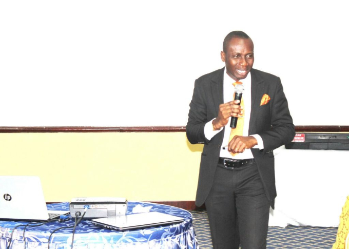 Counselor Lutterodt's views belong in the bin, not on radio