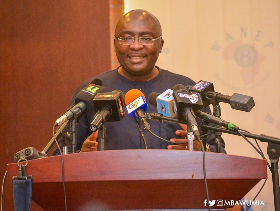 Bawumia falls on his own sword