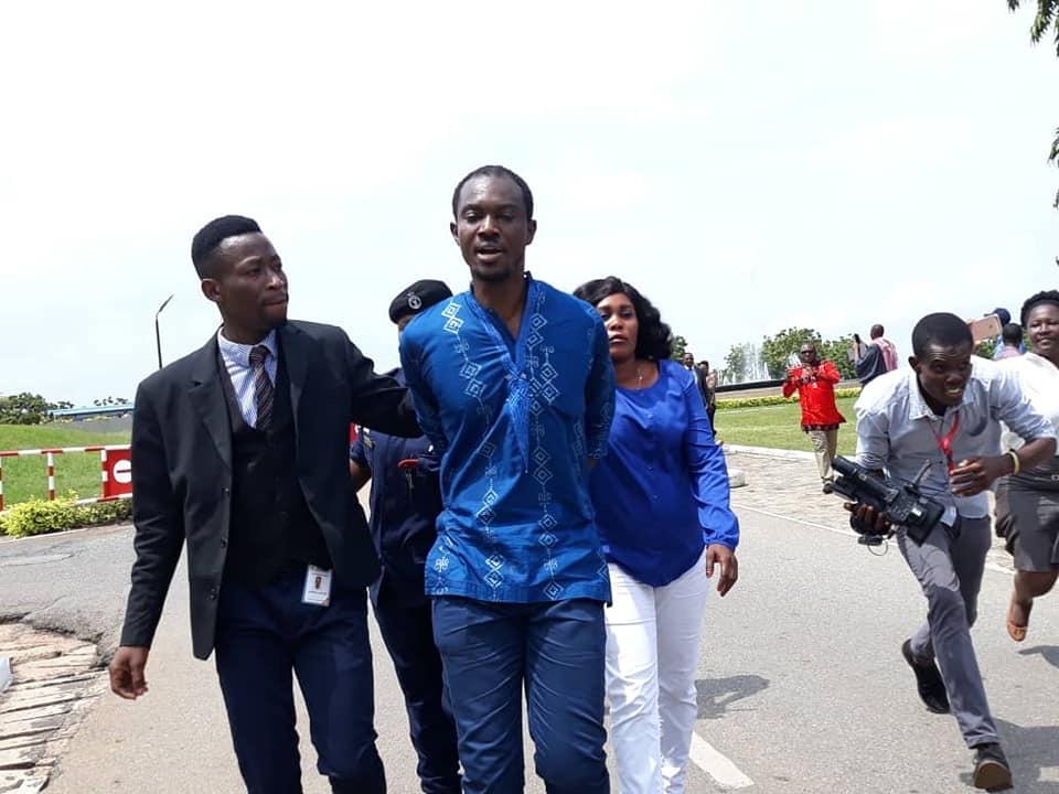 #DropThatChamber: In Praise of Ernesto Yeboah